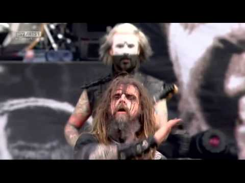 Rob Zombie -  Download Festival 2014