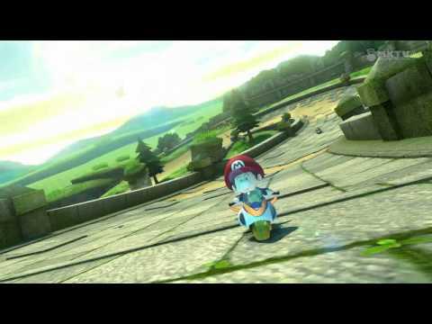 Mario Kart 8 - Online