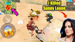 I Killed Sunny Leone In Free Fire | King Of Factory Fist Fight | Garena Free Fire - P.K. GAMERS