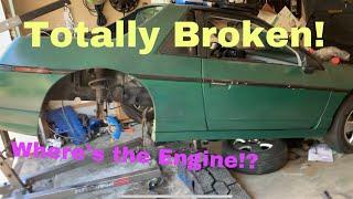 I broke the Fiero; like a lot! (Engine choice revealed )
