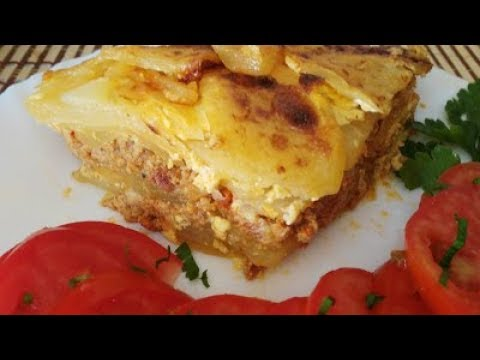 Bakina kuhinja - najbolji recept za musaku