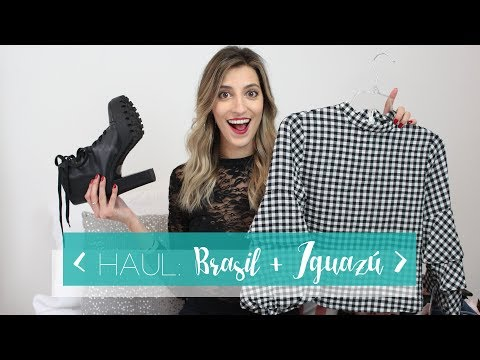 ♥ Compras Brasil + Duty Free Shop Puerto Iguazú - I'm Karenina TV (Argentina) ♥