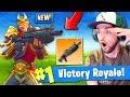 *NEW* LEGENDARY HEAVY SHOTGUN GAMEPLAY in Fortnite: Battle Royale!