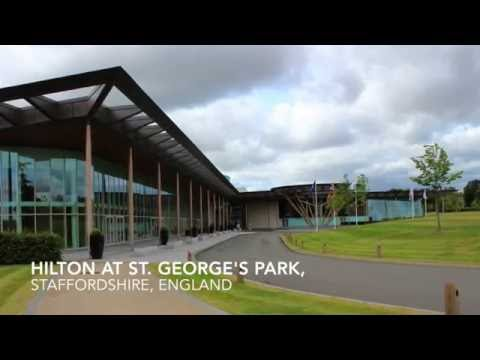 Hilton at St  George's Park review