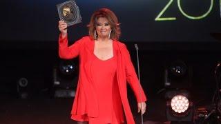 KJENDISGALLAEN: Wenche Myhre fikk årets hederspris