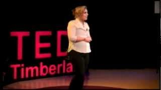 """Adventures in Asthma and Alternative Education"": Erin Farrington at TEDxTimberlaneSchools"
