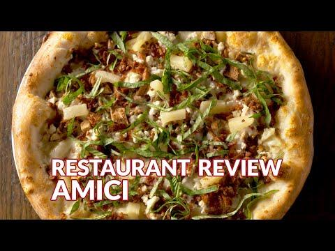 Restaurant Review - Amici | Atlanta Eats