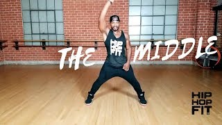 Download Lagu Zedd, Maren Morris, Grey - The Middle  | Mike Peele #HipHopFit Mp3