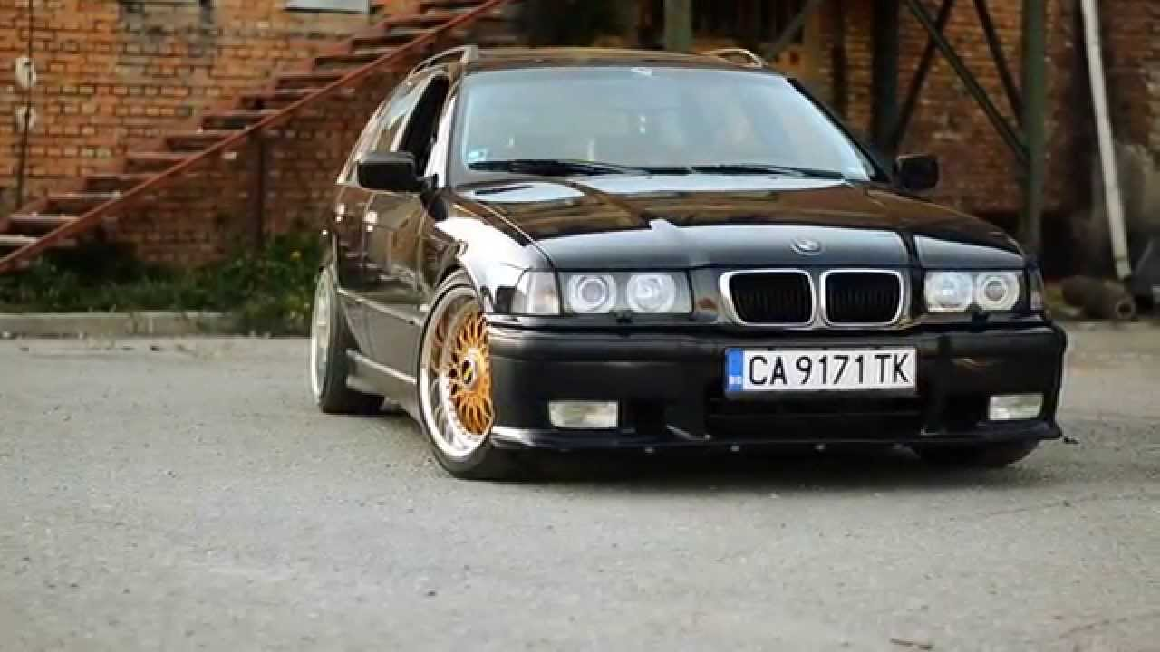 bmw e36 touring stanced beauty youtube. Black Bedroom Furniture Sets. Home Design Ideas