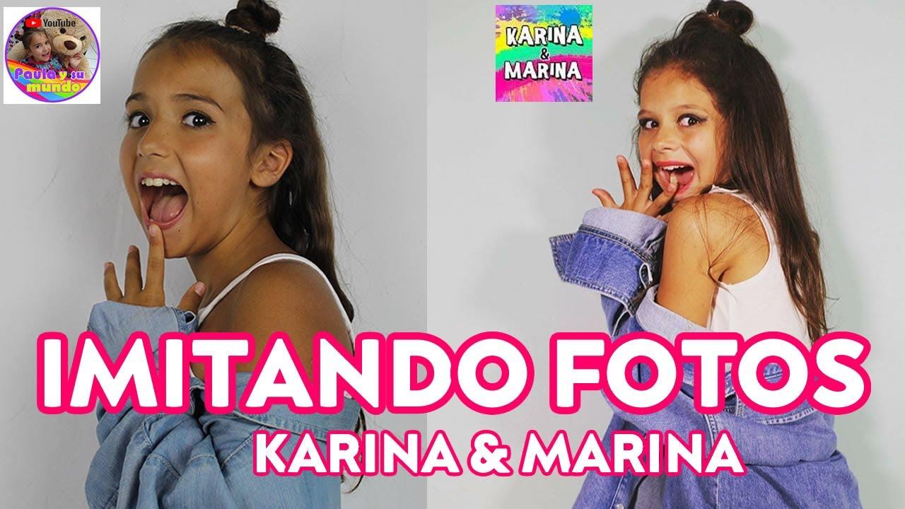 😱 ¡¡IMITANDO FOTOS TUMBLR!! de Instagram de KARINA Y MARINA 🌈 CREANDO MEJORES FOTOS 📸