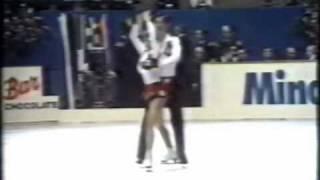 Cherkasova & Shakrai (URS) - 1980 Worlds, Pairs