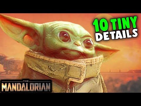 The Mandalorian Episode 3: 10 Tiny Details You May Have Missed