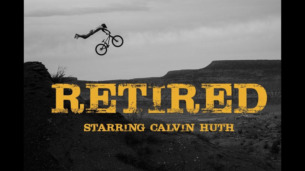 Retired  - Calvin Huth