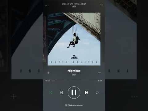 Nightime - Stor (feat. Jireel)