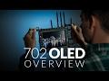 "702 OLED SmallHD Monitor HD OLED 7.7"" 300 Nits video"