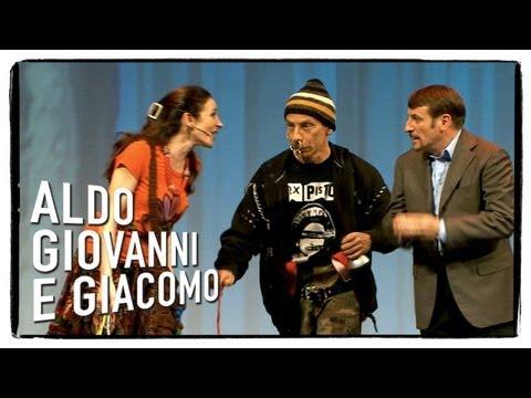 Anplagghed - Bancomat (3 di 4)   Aldo Giovanni e Giacomo