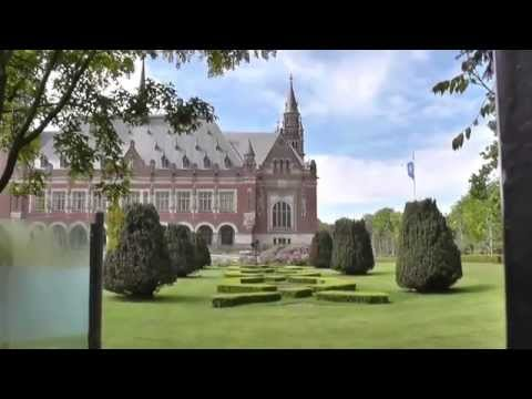 Vredespaleis - The Peace Palace in The Hague