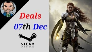 Steam Deals 07th Dec | Low Budget Gaming