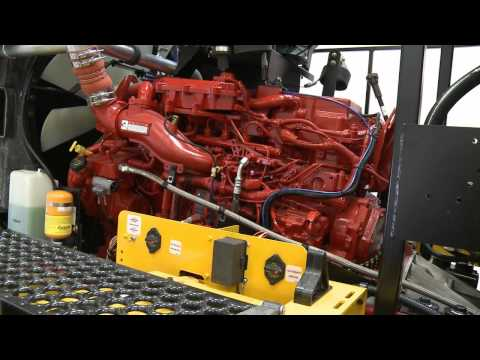 Oshkosh Airport Products H-Series Blower and HT Tractor Walk Around