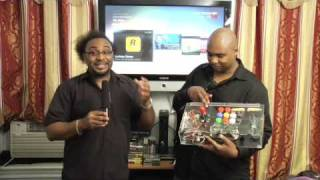 How Build You Own  Wireless Arcade Stick For Xbox 360
