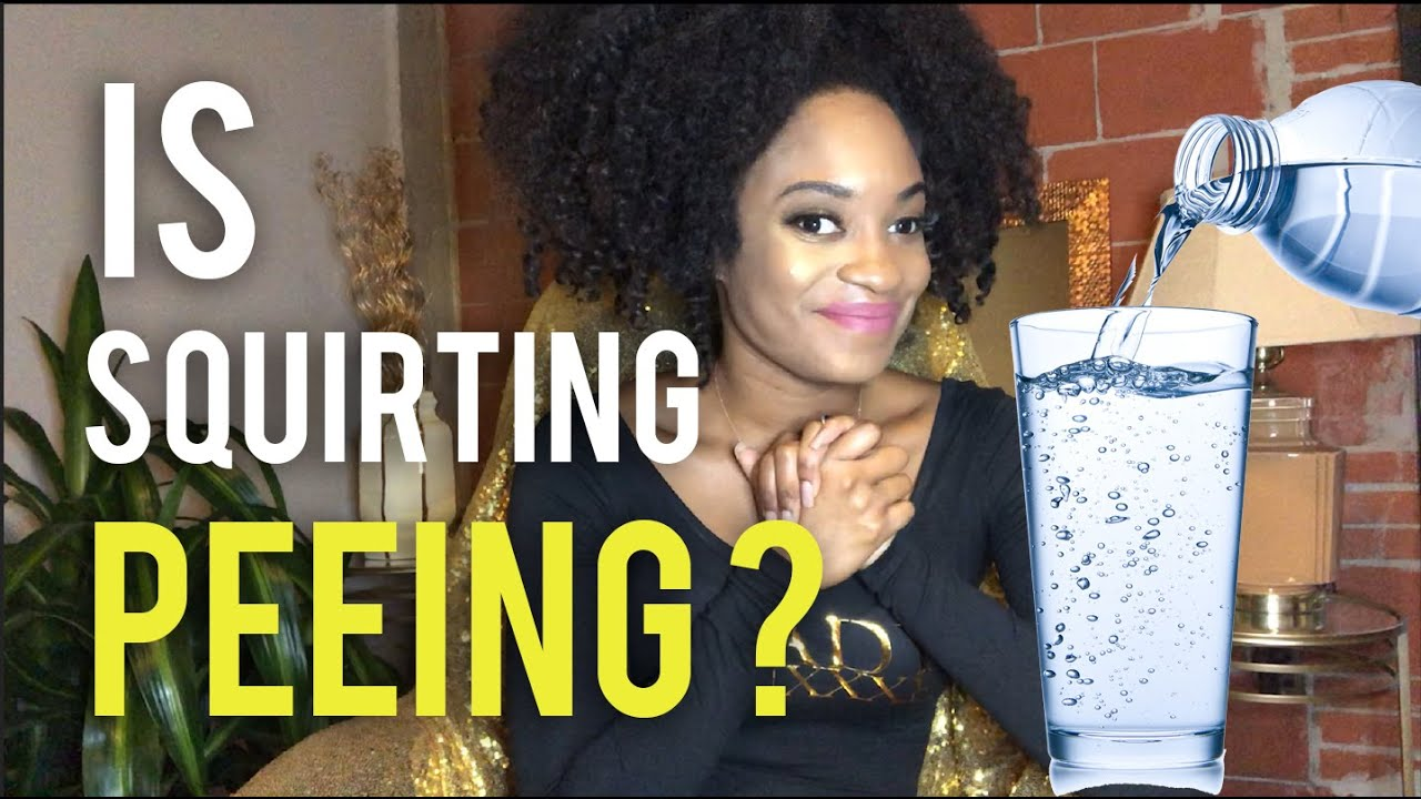 Is Squirting Peeing? - YouTube