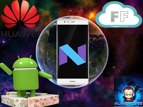 Android 7.0 Huawei P9 Lite 100% Seguro!!!!!