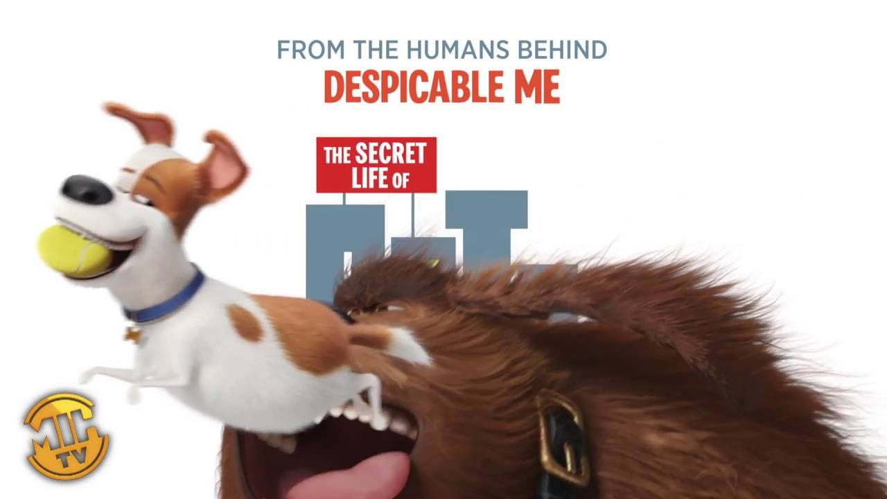 Duke Dog Secret Life Of Pets