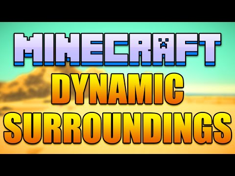 Dynamic Surroundings Mod for Minecraft 1 12 2/1 11 2