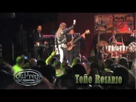 Toño Rosario - Cumande {Live}