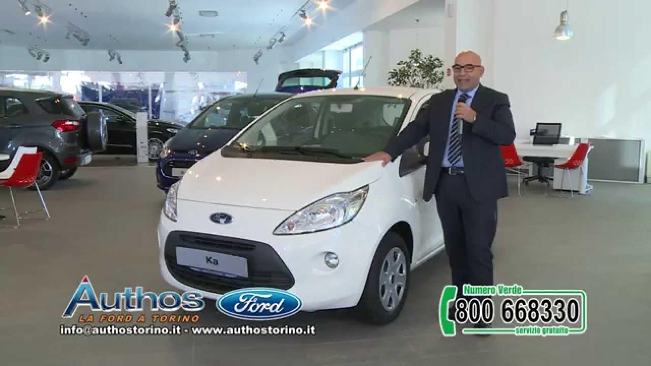 Nuova Ford Ka  Authos S P A