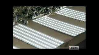 видео Офисные подвесные светильники