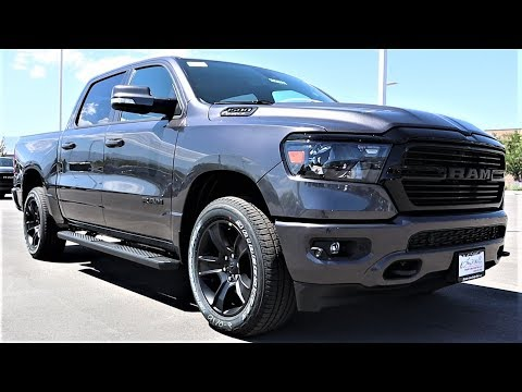 2020 Ram 1500 Big Horn Night Edition: The Night Edition Is Finally Back!!!