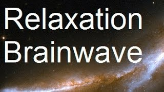 intense brainwave for relaxation - relief mental tension, stress and anxiety