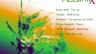African Robot Riddim Mix [July 2011] [Unknown People Records]