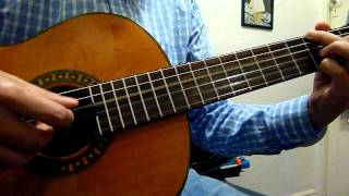 """Hold Me Jesus"" guitar cover (Rich Mullins)"