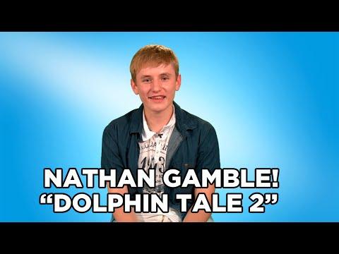 Dolphin Tale Star Nathan Gamble Talks Sequel
