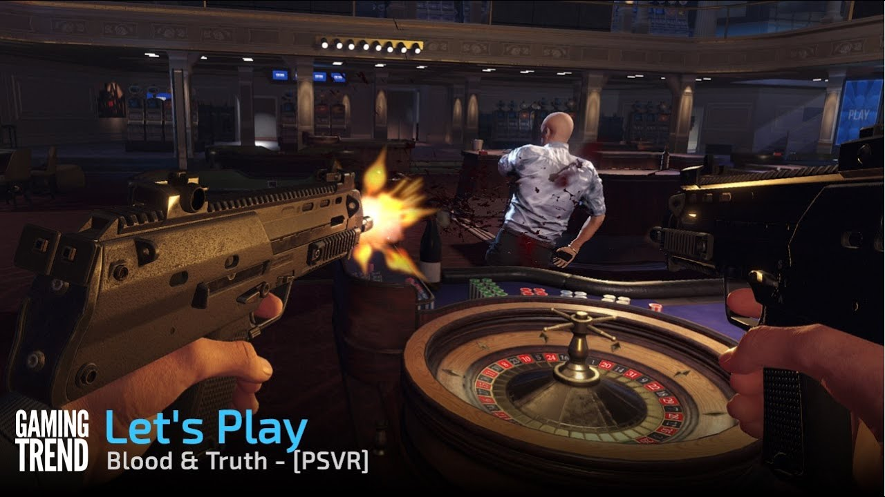 Guns, Gangsters, and Family reign supreme in our Blood & Truth PSVR