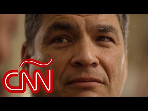 Confirman condena a 8 años de prisión contra Rafael Correa