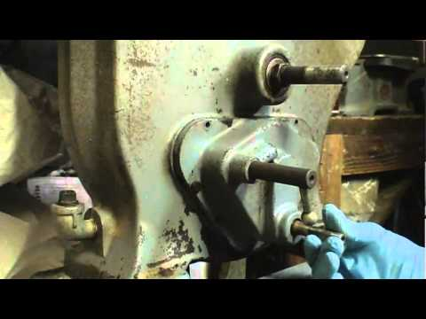 delta milwaukee 14 band saw gearbox youtube
