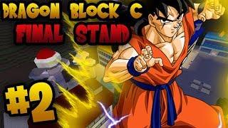 I'M SO WEAK!! | Dragon Block C Final Stand (Minecraft DBZ Server) | Episode 2