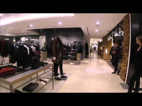 Tsum Shopping Moscow Russia Branded Cosmetics Part 1