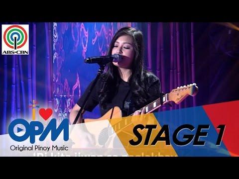 I Love OPM: Marina Lin - Hawak Kamay by Yeng Constantino