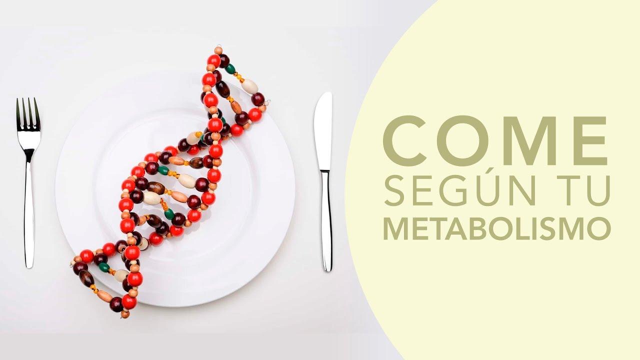 Come según tu tipo de metabolismo - YouTube