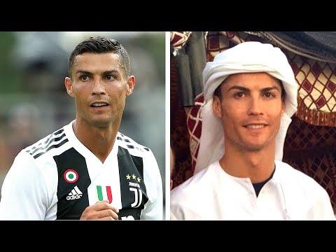 10 kaum bekannte Fakten über Cristiano Ronaldo