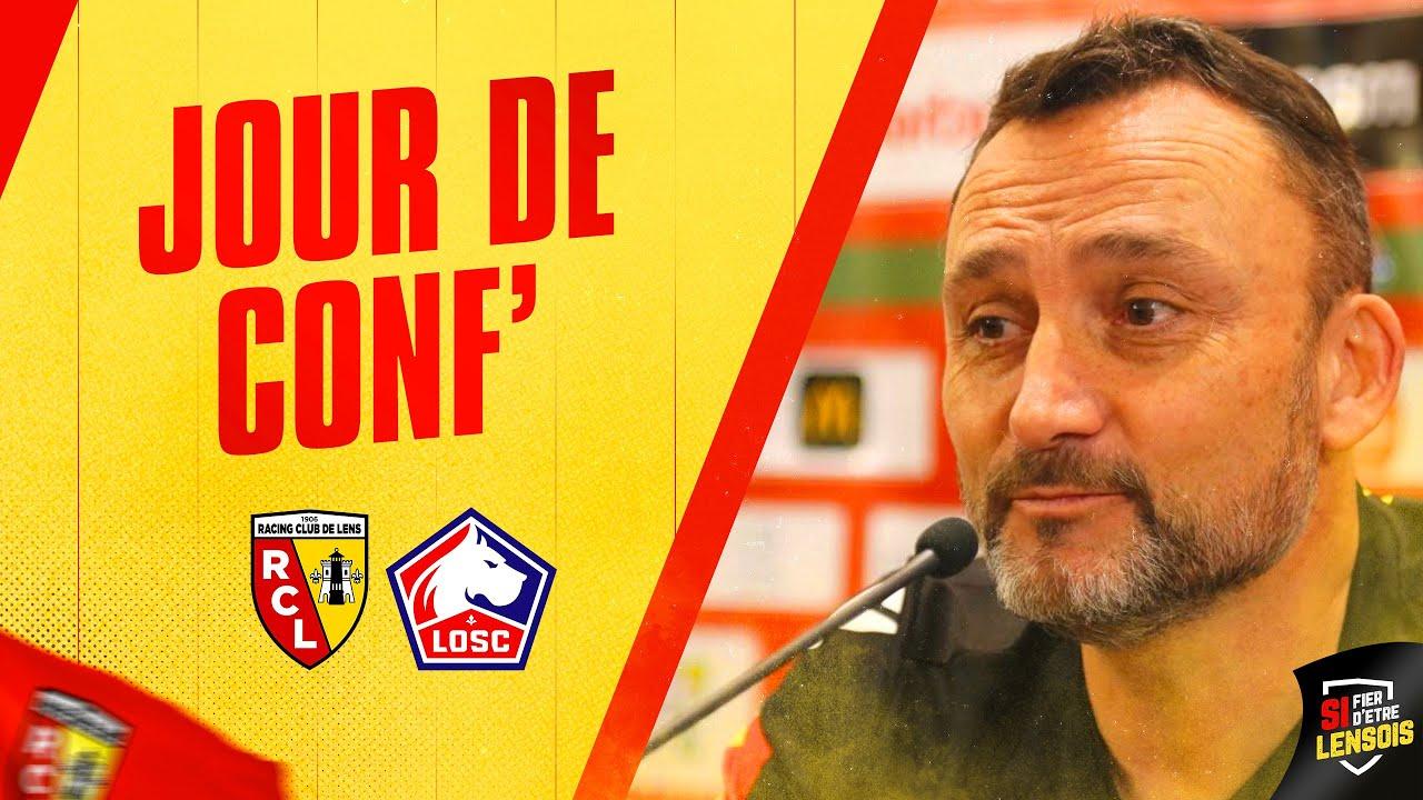 Download Jour de conf' : Lens - Lille