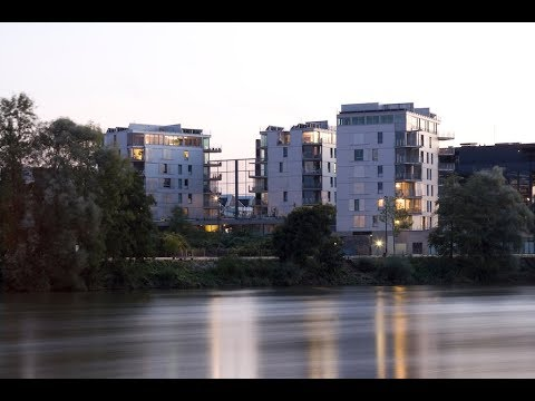 Penthouse refurbishment made by french architects Avignon et Clouet in Nantes | HD