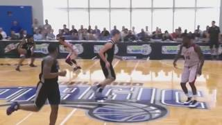 Derrick Walton NBA Summer League Highlights