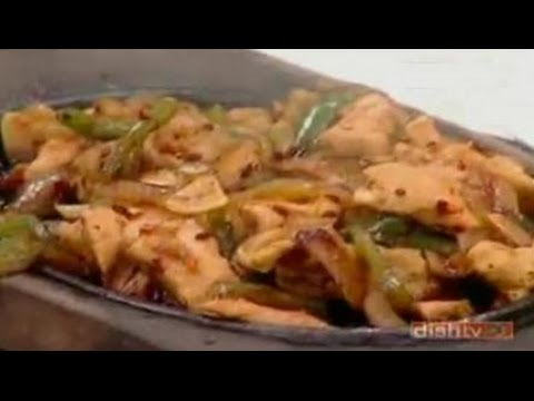 Mexican Chicken Fajita 2018