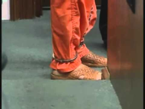Young woman shackled in prison. You should take a look | Doovi