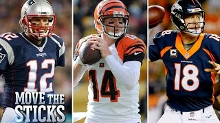 Who are the Top Super Bowl Contenders? | Move the Sticks | NFL
